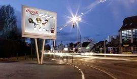 Outdoor LED Digital Billboards