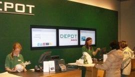 Retail Multi Display Banner