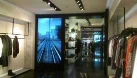 Retail Video Wall Displays