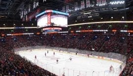 Stadium - Bell Center - Montreal - Quebec - Canada