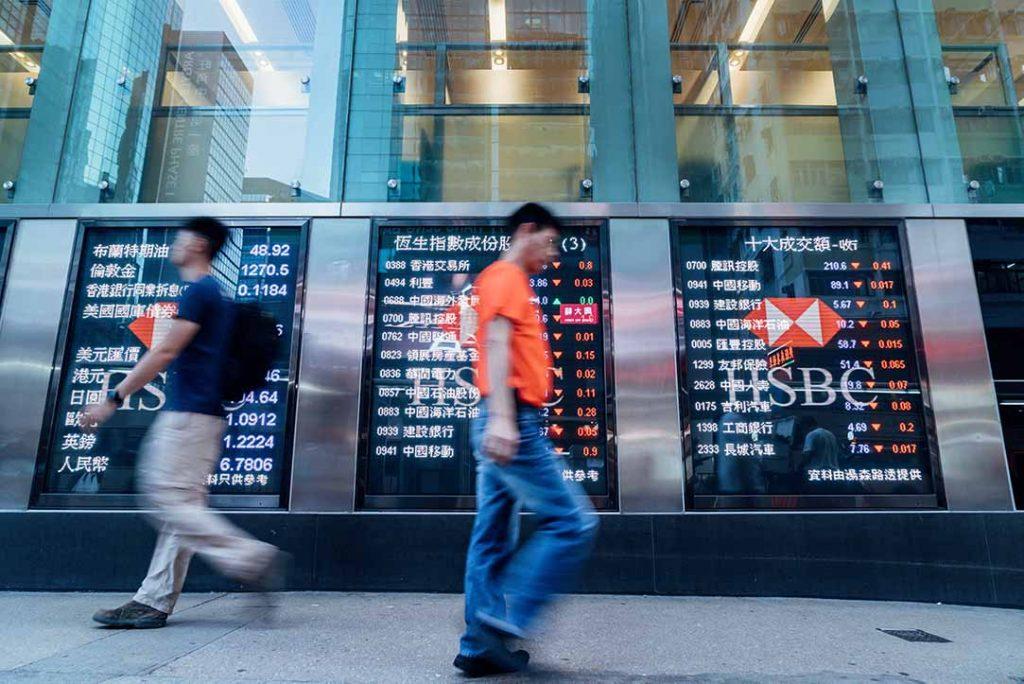 DIgital SIgnage for Banking institution